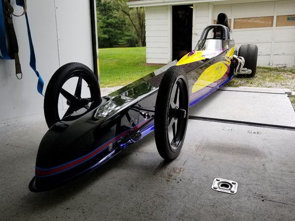 Undercover Dragster  for Sale $9,250