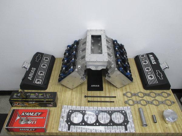 LS Hemi Aluminum Cylinder Heads  for Sale $12,000