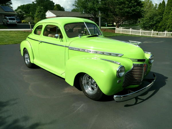 1941 Chevrolet Special Deluxe  for Sale $34,000