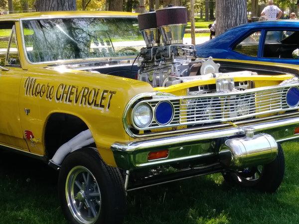 1964 Chevrolet Malibu  for Sale $24,500