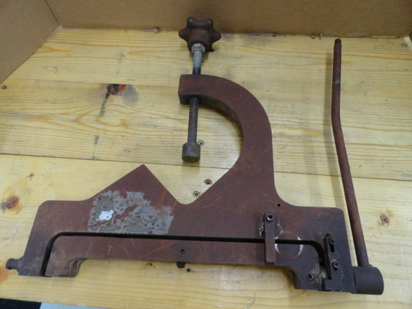 Crankshaft Grinding Wheel Radius Dresser  for Sale $300