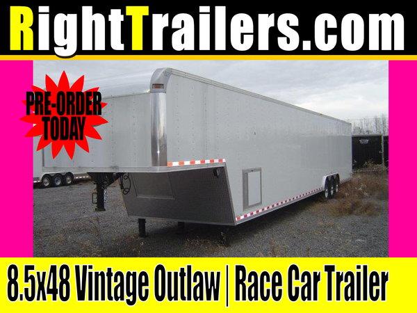 48 Vintage Trailers Race Car Trailer