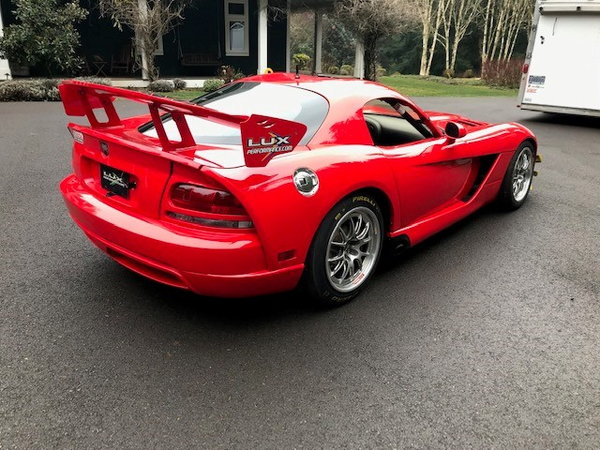 2010 Dodge Viper ACRX with Fresh Stage II Motor  for Sale $100,000