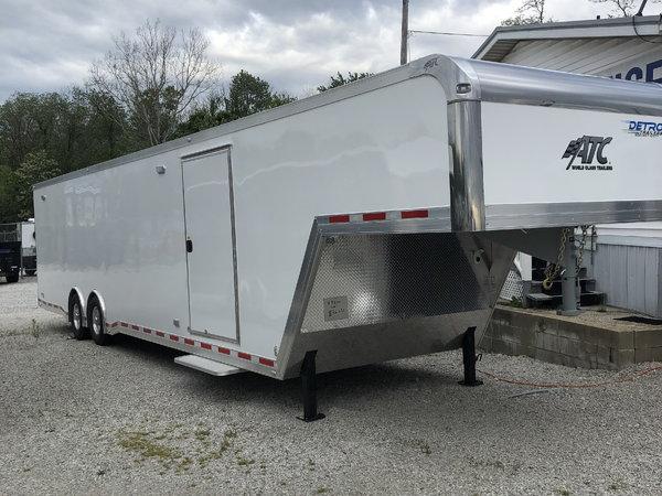2020 ATC 8.5x40 Car/Racing Trailer  for Sale $36,675