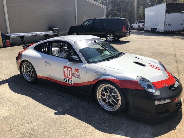 2012 PORSCHE GT3 CUP   for Sale $105,000