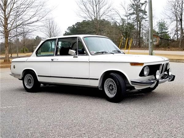 Bmw 2002 For Sale >> 1975 Bmw 2002 For Sale In Cerritos Ca Racingjunk Classifieds
