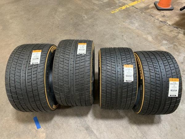 Continental rain tires