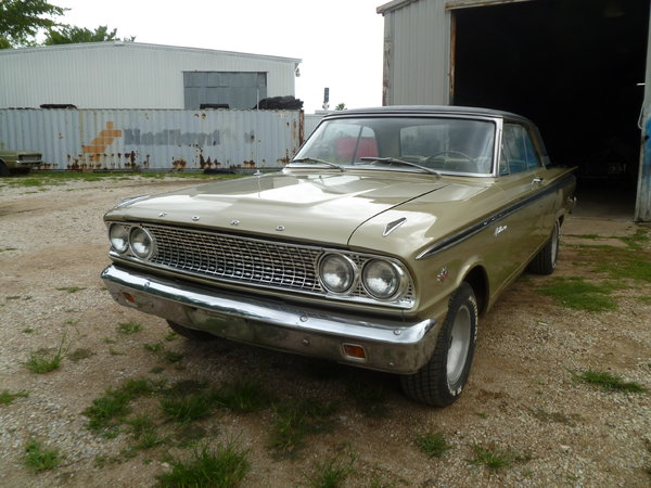 1963 Ford Fairlane for sale in Houston, TX, Price: $15,500