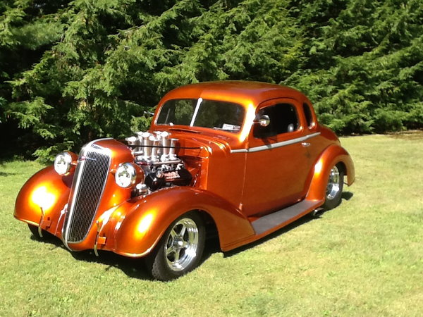 36 chevy coupe