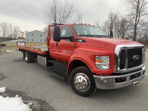 New 2019 Ford F650SC  for Sale $85,900