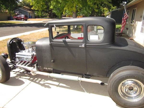 1928 FORD HOT ROD