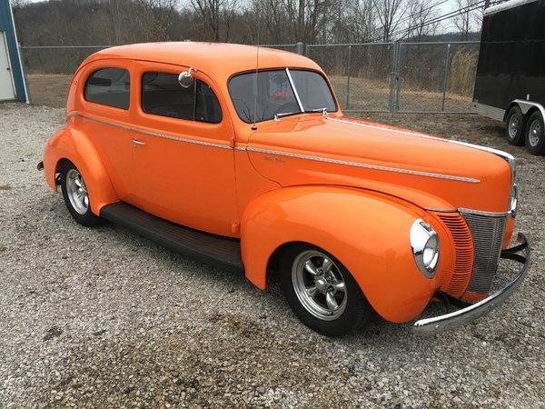 1940 Ford. Custom deluxe