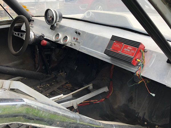 1969 chevelle drag car roller  for Sale $5,000