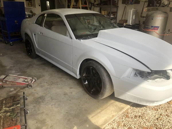 Modified new edge mustang  for Sale $4,500