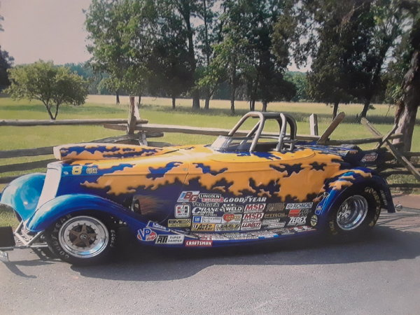 1933 Jerry Haas Ford Street Roadster  for Sale $25,000
