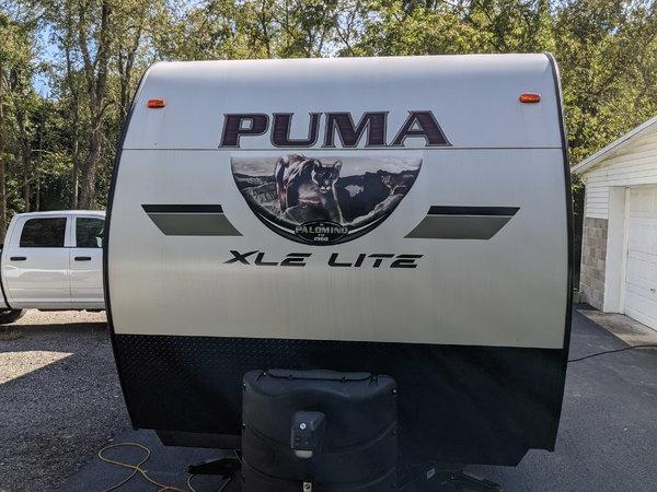 2020 Puma XLE LITE 27QBC  for Sale $25,000