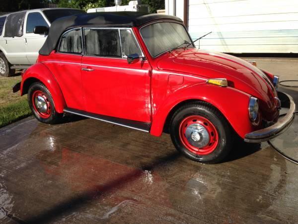 1970 Volkswagen Beetle  for Sale $4,000