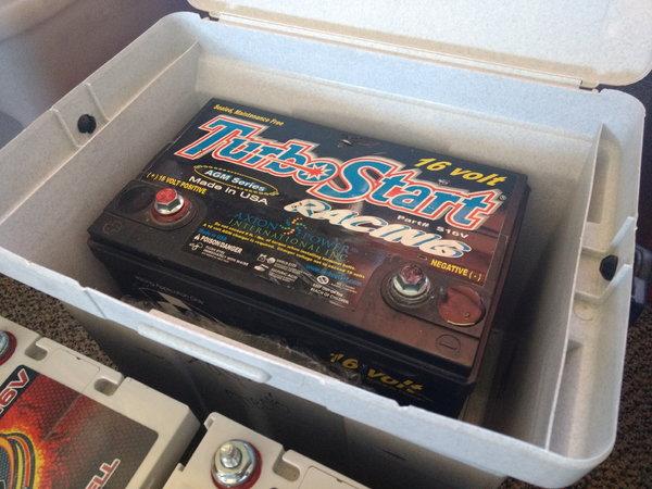 16 volt XS Battery...S16V  for Sale $189