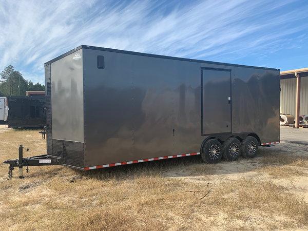 Racing Trailer 8.5x24 Triple Axle  for Sale $12,720