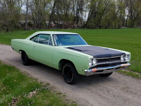 1968 Plymouth GTX  for Sale $21,000