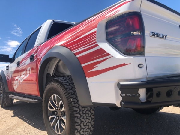 2013 Shelby SVT Raptor  for Sale $105,000