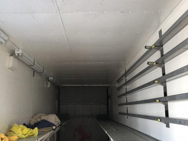 1990 Freightliner FLD120 W/ 40' Dorsey 4 car trailer   for Sale $49,900