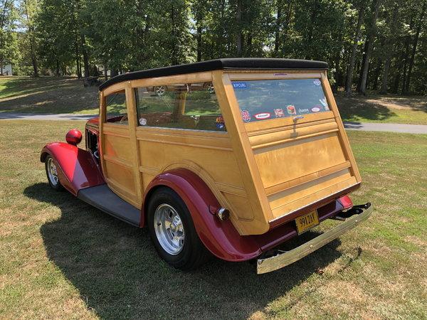 1934 Ford Woody, Hercules Motorcars, Simply Stunning, 1000 m