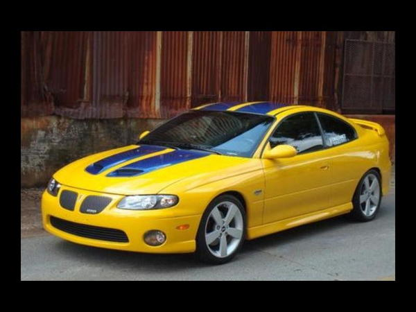 2005 Pontiac Gto For Sale In Griffin Ga Racingjunk Classifieds