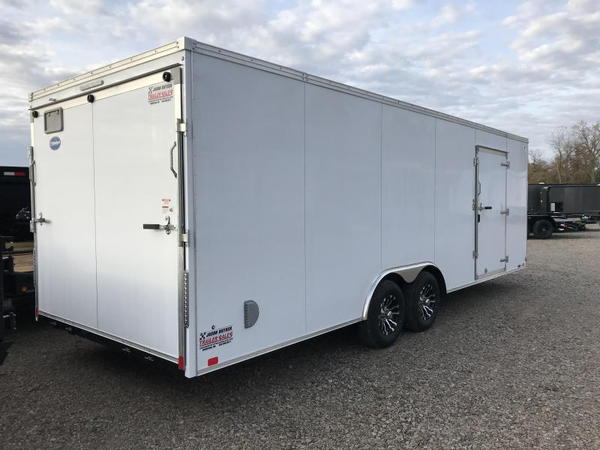 2019 UNITED XLT-8.5X24 STANDARD HEIGHT...UN-164722