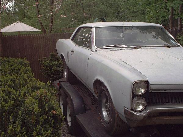 '67 Lemans Pro-Project  for Sale $10,000