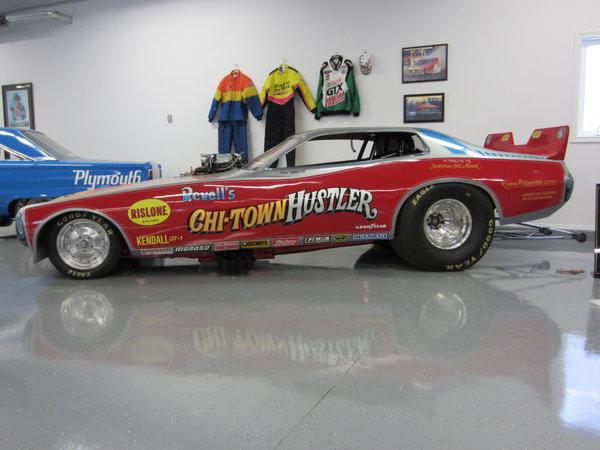 Original 1973 Chi Town Hustler  for Sale $89,000