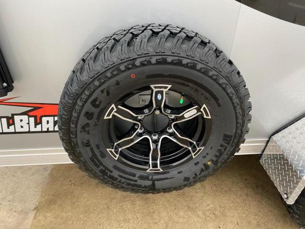 2021 Sundowner TrailBlazer 6.9X16 RV/ATV Trailer