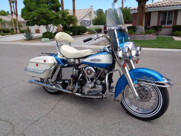 1967 Harley Davidson FLH Electra Glide Shovelhead for sale in Los Angeles ,  CA, Price: $7,250