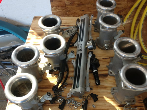 BBF  complete xfi sportsman fuel injection  for Sale $1,800