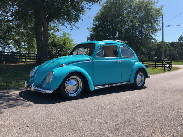 1964 Volkswagen Beetle  for Sale $8,900
