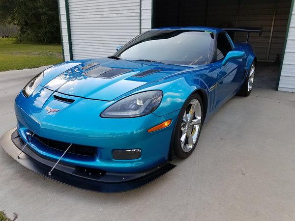 2010 Chevrolet Corvette Grand Sport 3LT  for Sale $38,500