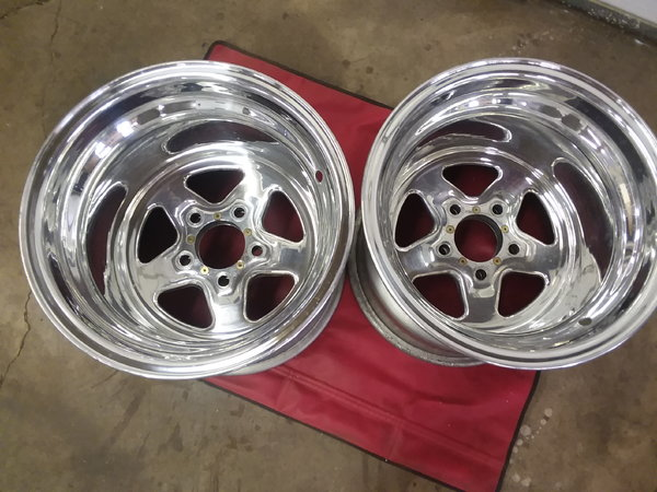 Prostar wheels  for Sale $350