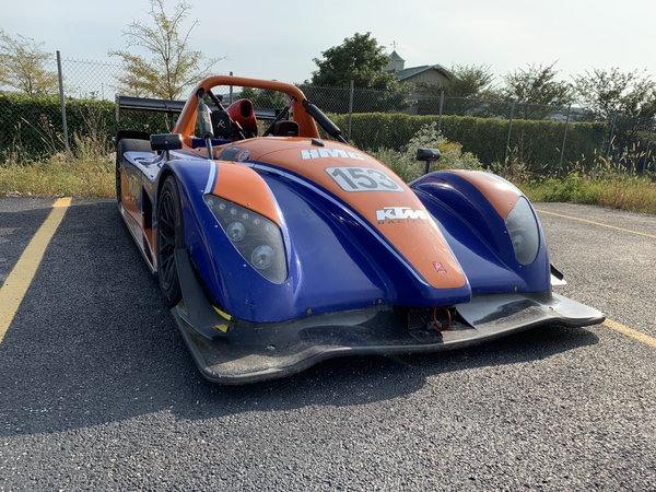 Pristine 2016 Radical SR3 RSX  for Sale $75,000