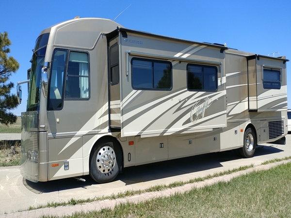 2005 Fleetwood American Eagle 40J  for Sale $79,500
