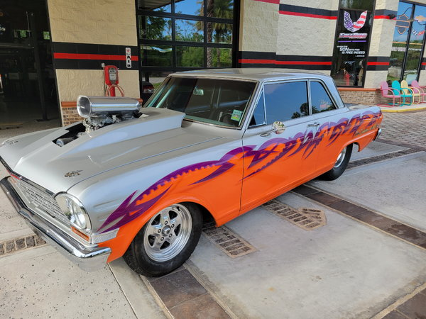 Nova SS  for Sale $70,000