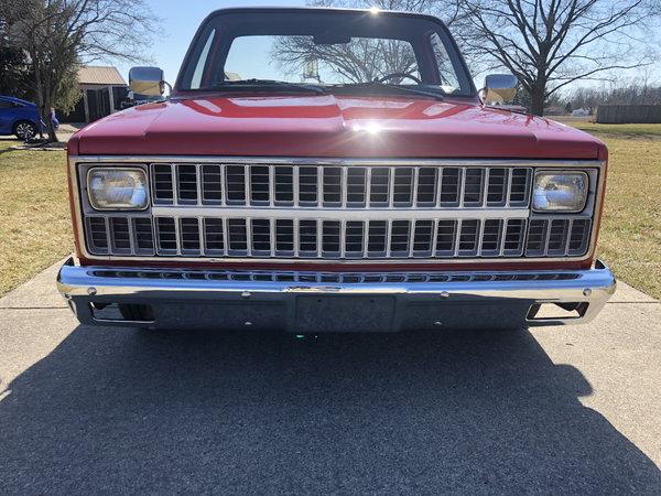 1981 Chevrolet C10