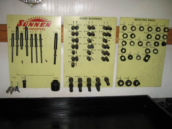Sunnen Piston/Rod Press  for Sale $2,150