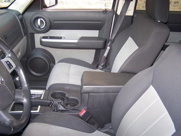 2008 Dodge Nitro can TRADE