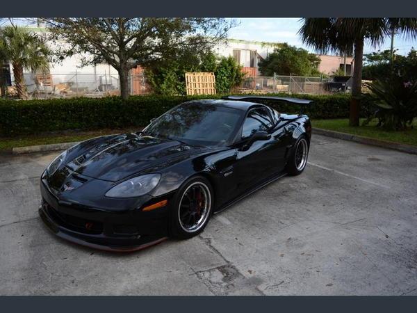 Used 2008 Chevrolet Corvette Z06  for Sale $45,000