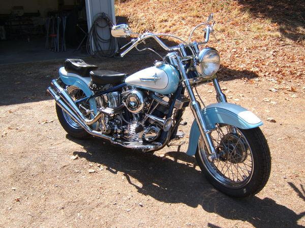 1949 Harley-Davidson Panhead   for Sale $12,000
