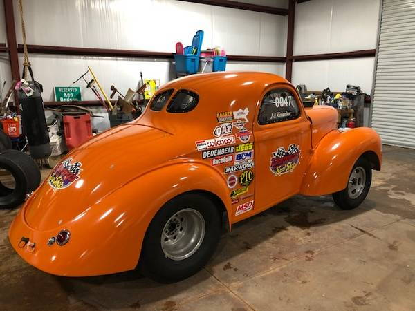 632 CUBIC INCH MERLIN BLOCK  for Sale $39,500