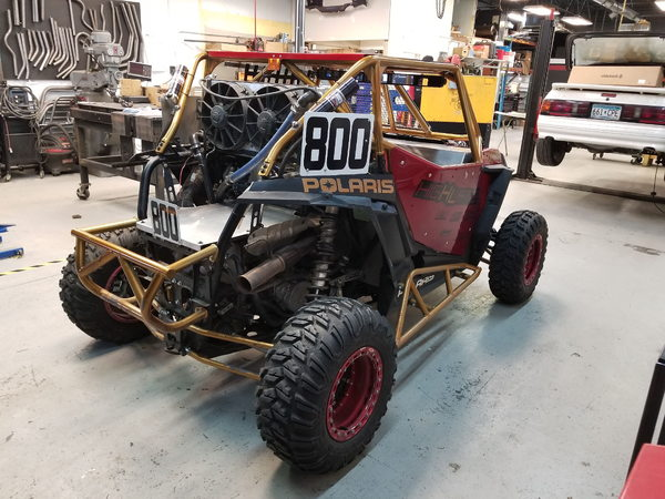 2017 XP 1000 Turbo TORC RZR  for Sale $20,000