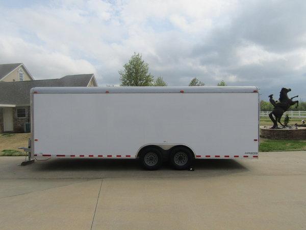 2013 Cargo Craft Trailer  for Sale $7,400