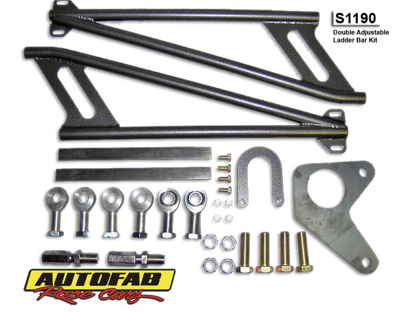 Autofab Adjustable Ladder Bar Kit-Complete  for Sale $305