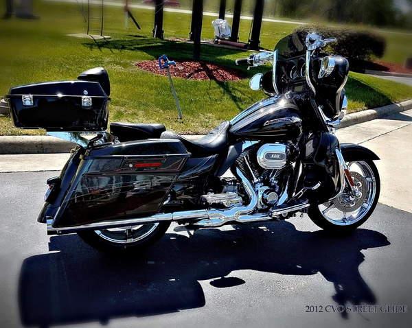 2012 Harley Davidson CVO street glide  for Sale $18,500